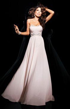Tony Bowls TBE11337B Prom Dress