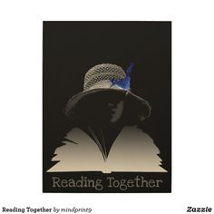 Reading Together Wood Wall Decor