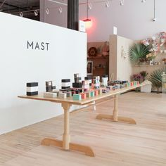 Canal Street | Mast Brothers