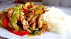 Kung Pao Chicken, Baked Potato, Beef, Baking, Ethnic Recipes, Vietnam, Indie, Food, Meat