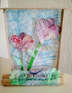 Project Friday -   Art Imitates Nature by Wink Artisans  SD Craft Monsters