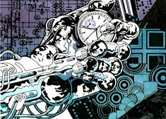 "Mike Hinge - ""Bionic Hand"""