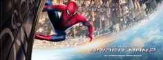 #GoodMorning #ตนหนัง เอ่ยยย The Amazing Spider-Man 2 Cover facebook เอ่ยยยยย #MusicStyleMAYAME #UBON #อุบล Get an extended look now at The Amazing Spider-Man 2 and see it in theaters this May!