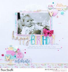 Happy Birthday | Make a Wish | Michelle Stokes