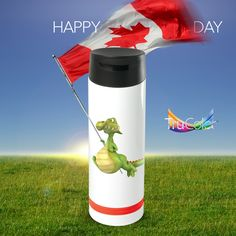 Celebrating Canada Day in style with #TruColor
