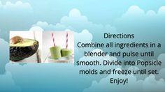 Matcha Creamy Green Tea Avocado Popsicles - Health Benefits of Matcha - . Matcha Health Benefits, Avocado Popsicles, Green Tea Recipes, Avocado Cream, Popsicle Molds, Matcha Green Tea, Good Fats, Hair Health, For Your Health