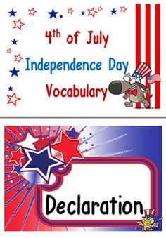 4th of july writing activities