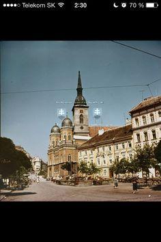 synagoga Bratislava Slovakia, Old Photos, Barcelona Cathedral, Taj Mahal, City, Photography, Travel, Times, Geo