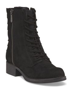 image of Griffin Lace Up Boot from TJMAXX $50