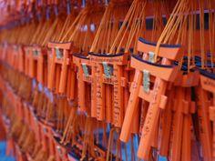 度々行きたい旅。: 京都観光:伏見稲荷大社らしい可愛い絵馬♡