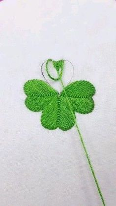 crewel embroidery kits for sale Hand Embroidery Videos, Hand Embroidery Flowers, Hand Embroidery Tutorial, Flower Embroidery Designs, Creative Embroidery, Embroidery Stitches Tutorial, Sewing Stitches, Crewel Embroidery, Hand Embroidery Patterns