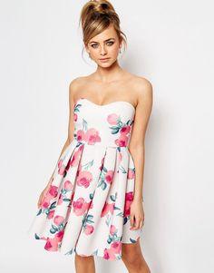 Oh+My+Love+Bandeau+Prom+Dress