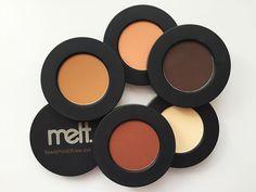 Melt Cosmetics Eyeshadow Stack in Rust $58 USD