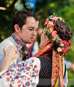 Ukrainian marriage, Українське весілля, Украинская свадьба.