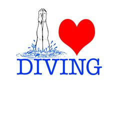 I love to dive! Springboard diving, that is.