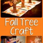 Something Special ~ Fall Tree Craft