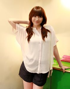 Jiyoung is so cute!