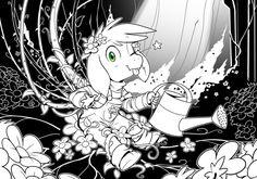 The Sun Always Shines Underground by Equestria-Prevails on DeviantArt