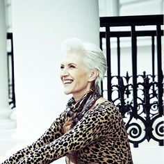 Maye Musk on Raising Elon, thriving through poverty, life, and years in the modeling biz! Maye Musk, Older Models, Advanced Style, Aging Gracefully, Going Out, Hair Color, Celebs, Stylish, Lady