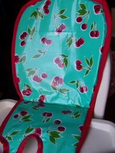 make a High Chair Cover