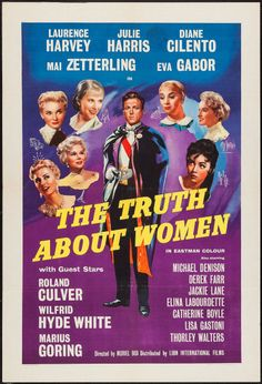 The Truth About Women (1957) Stars: Laurence Harvey, Julie Harris, Diane…