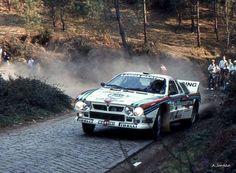 Markku Alén Lancia 037 Rally