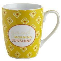 Hello Sunshine Boxed Mug