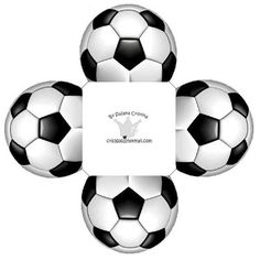 Soccer Birthday Parties, Football Birthday, Dinosaur Birthday Party, Baseball Party, Soccer Party, Soccer Ball, Sports Day, Party In A Box, Print And Cut