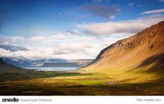 İzlanda Fiyordları