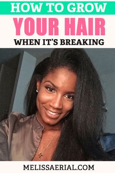 Is your hair struggling to grow? Like it just will not grow long even after you've tried everything? Try out homemade remedies for African Americans Natural Hair Growth Remedies, Natural Hair Growth Tips, How To Grow Natural Hair, Long Natural Hair, Grow Long Hair, Hair Growth Oil, Grow Hair, Natural Hair Styles, Long Hair Styles
