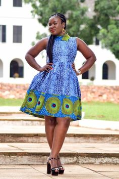 African Fashion by Twena Fashion ~DKK ~African fashion, Ankara, kitenge, African… African Fashion Designers, African Dresses For Women, African Print Dresses, African Print Fashion, Africa Fashion, African Attire, African Wear, African Fashion Dresses, African Women