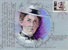 Donna Sabolovic | 2003 winner, The Graceful Envelope contest