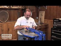 Choosing the Right Blade for your Scroll Saw - YouTube