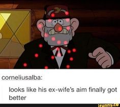 Grunkle Stan Gravity Falls<<< This is sad and funny at the same time<<<THIS FANDOM I SWEAR<<<you get it cause marriage is terrible Stan Gravity Falls, Gravity Falls Funny, Gravity Falls Comics, Gravity Falls Secrets, Low Gravity, Gavity Falls, Fall Memes, Reverse Falls, Billdip
