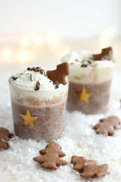 Gingerbread Hot Chocolate // Heiße Lebkuchen-Schokolade