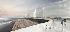 Image 5 of 20 from gallery of International Antarctic Center Design Winner Announced. Photograph by Equipo Primer Lugar