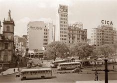 Praça Clóvis, 1966. São Paulo do Passado