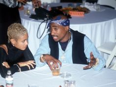 Jada Pinkett Smith Tears Up As She Critiques The Tupac Film and Film Producer Responds Will Smith, Tupac And Jada, 2pac Makaveli, Tupac Wallpaper, Tupac Pictures, Aaliyah Pictures, Rare Pictures, Jada Pinkett Smith, Jada Pinkett Tupac