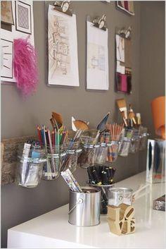 Creative Bedroom Storage (40)