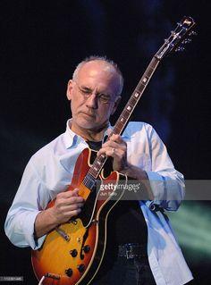 Larry Carlton during Bangkok Jazz Festival 2005 - Day Three at Dusit Palace in Bangkok, Thailand.