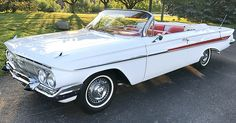 1961 Chevrolet Impala SS Convertible - 348 V8 with Tri-Power