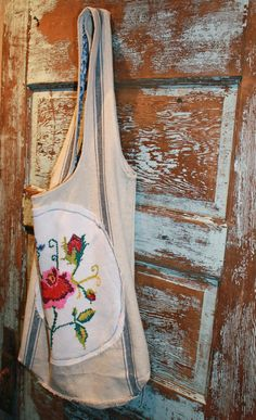 Gypsy Rose Boho Bag via Etsy.