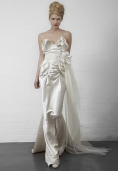 The Mermaid Dress from the Vivienne Westwood Bridal Collection