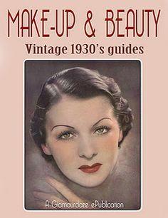 The Changing Beauty Standards - Make Up Photo Vintage, Look Vintage, Vintage Beauty, Vintage Makeup Looks, Make Up Looks, Beauty Standards, 1930s Makeup, Beauty Makeup, Hair Makeup