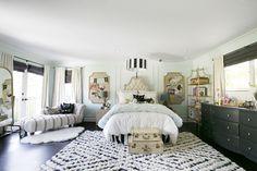Jessica+Alba's+Girls+Get+Dream+Bedroom+Makeovers+via+@MyDomaine