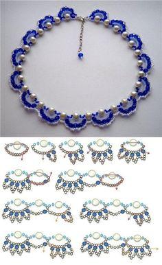 DIY Fashion Beads Bracelet DIY Projects / UsefulDIY.com