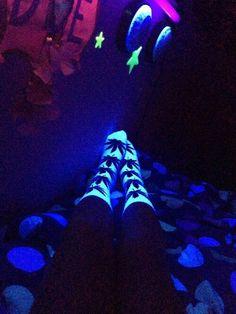 Weed socks.