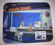 'Man's Best Friend' Doggie Diner Dog Placemat