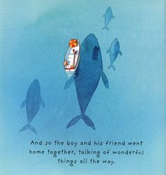 From Lost and Found by Oliver Jeffers.