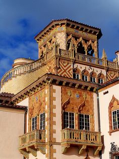 Ca D Zan, John Ringling Mansion What a beautiful home and art museum